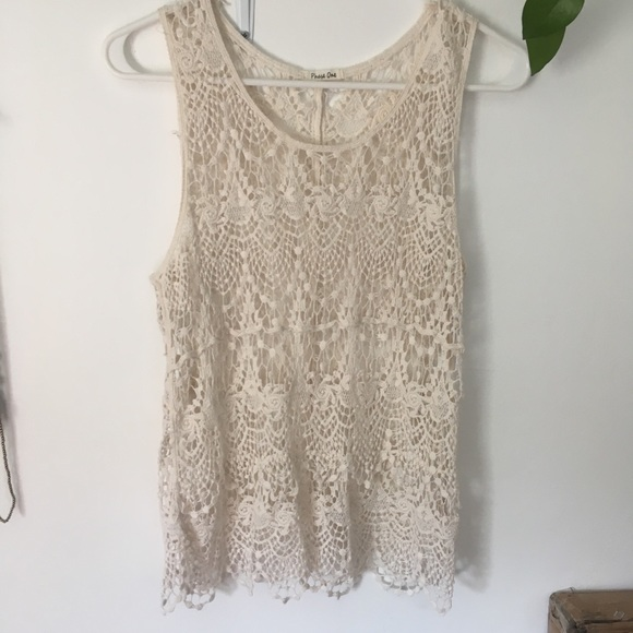 Tops - ☀️ Lacy tank